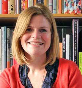 Heidi Lightfoot, creative director, Together Design University of Northumbria, BA Graphic Design, graduated 1994