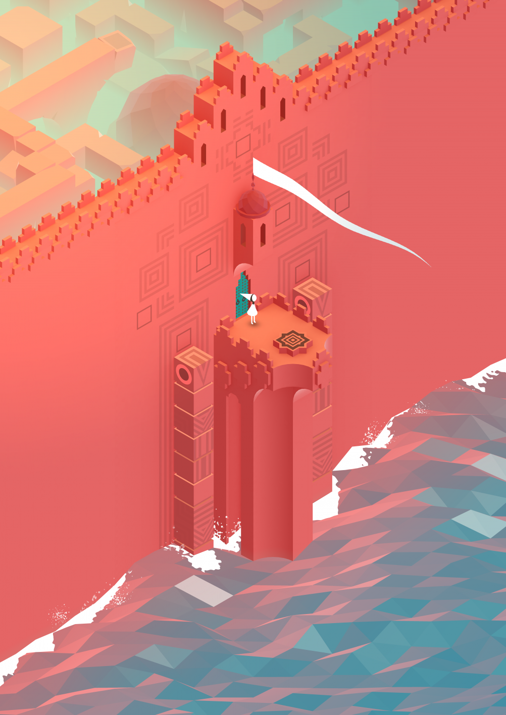 "Ustwo's Scott Ewings says the consultancy's Monument Valley game ""traverses cultures"""