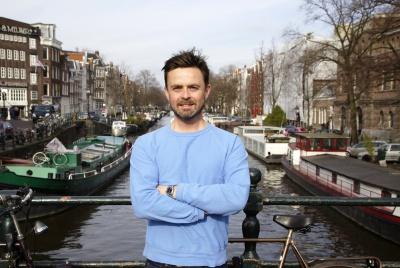 Richard Harrington, director of design, 72andSunny Amsterdam