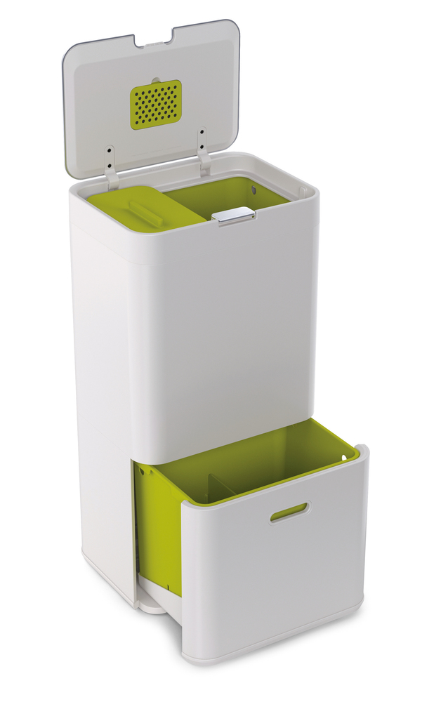 Waste separation unit for Joseph Joseph, by PearsonLloyd
