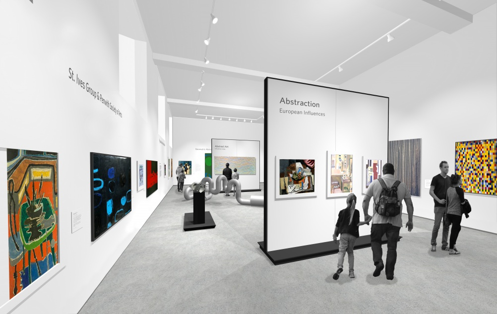 AAG Gallery 6 visual