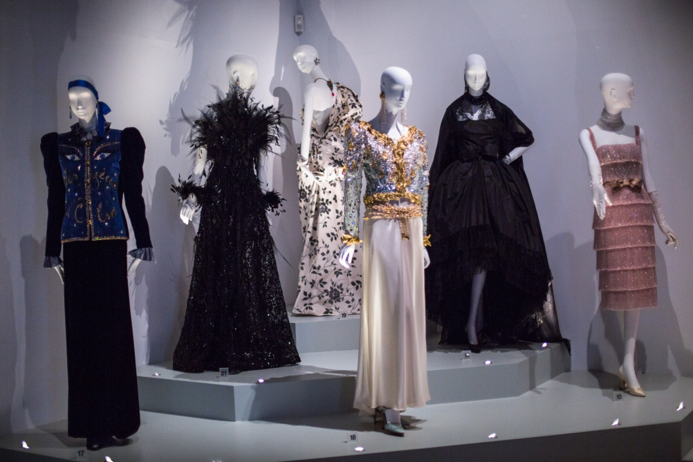 Install shot of Yves Saint Laurent Style is Eternal at the Bowes Museum (c) Andy Barnham (1)
