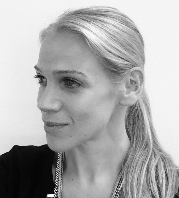 Kate Marlow, creative partner, Here Design