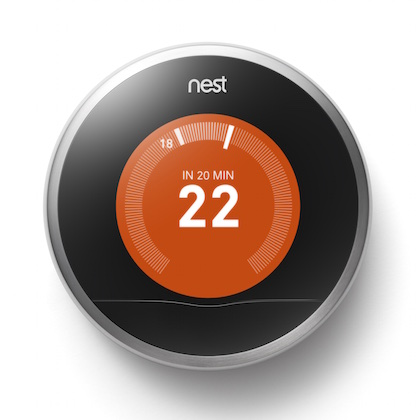 DW10.0018.01-Nest Learning Thermostat for the UK