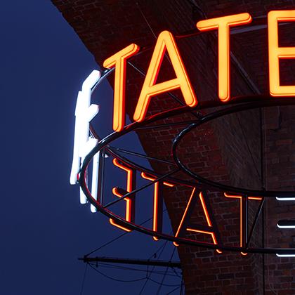 DW13.0019.02-Tate Liverpool External Signage
