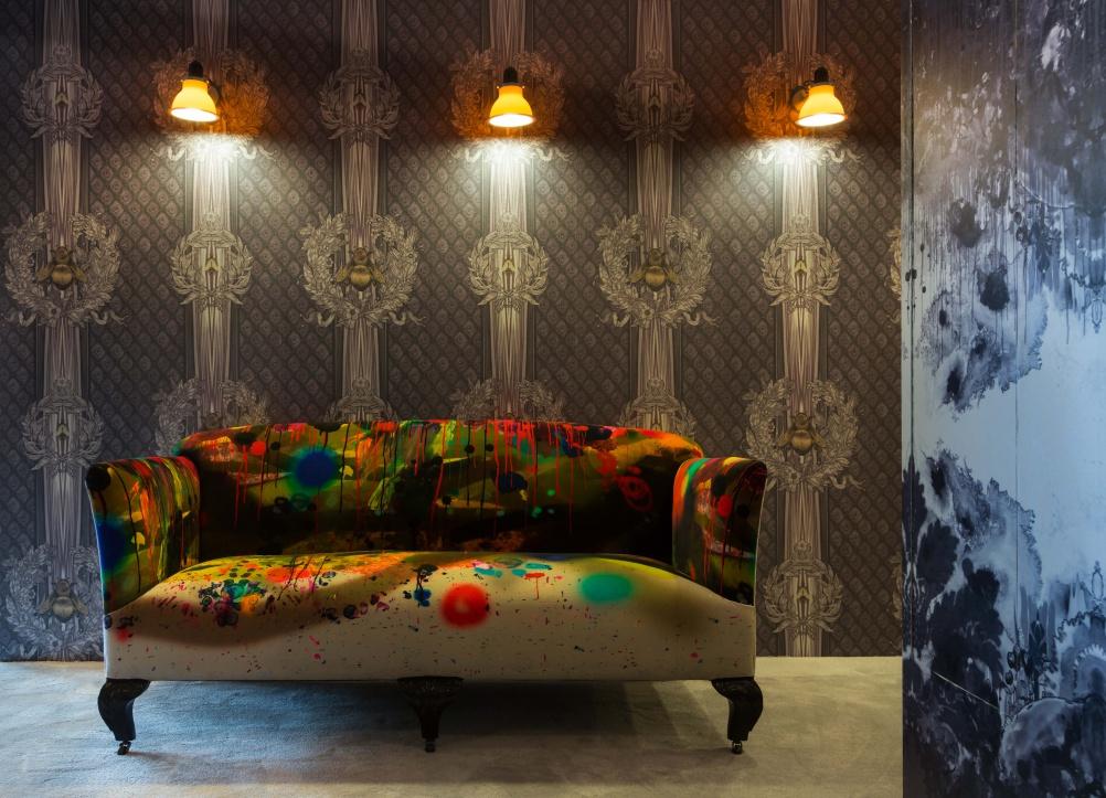 Timorous Beasties' creative space.