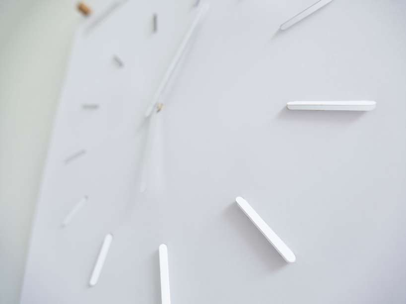 Kairos Clock, by Rosanna and Clint
