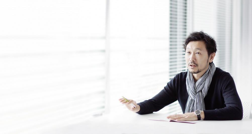 Hirotaka Tako, chief art director, Creative Centre at Sony