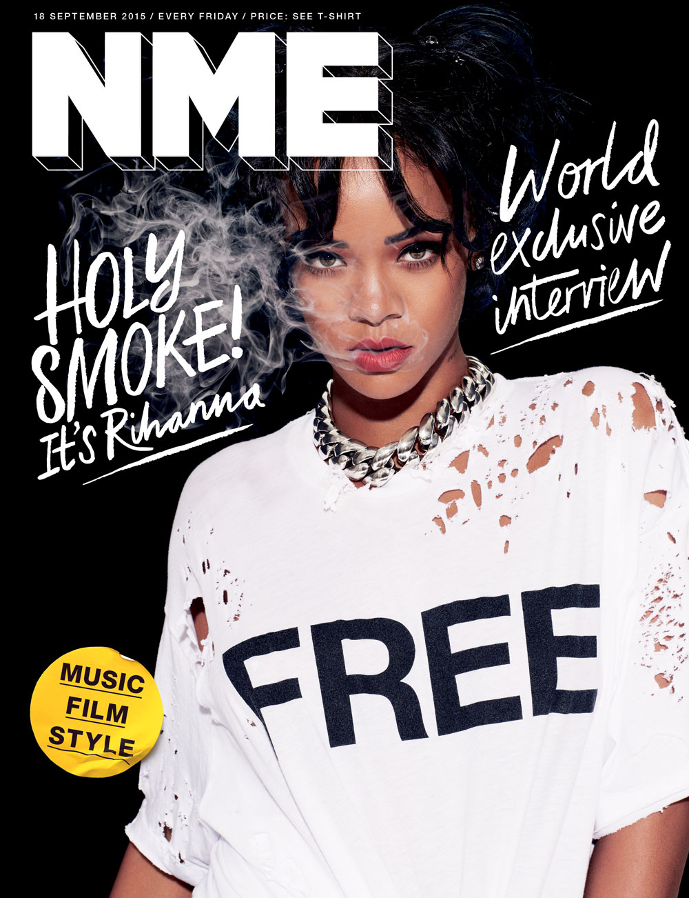 © NME magazine/Andy Hughes