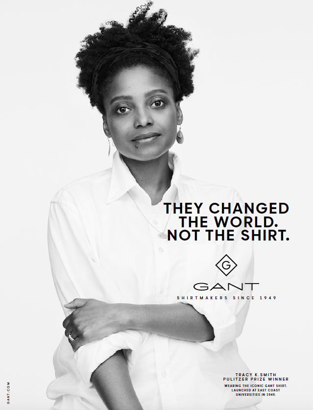 Gant marketing campaign