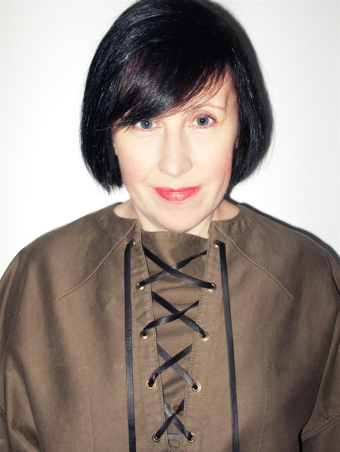Alice Rawsthorn, design journalist, The New York Times. © Chris Moore