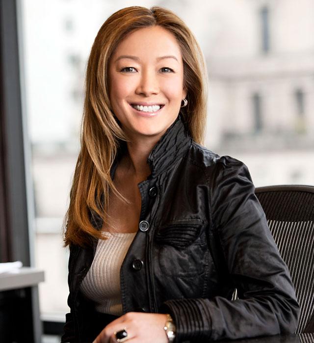 Su Mathews Hale, senior partner in design, Lippincott