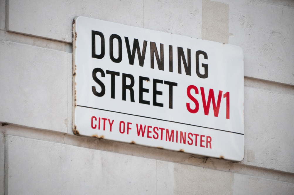 Univers Bold Condensed used on London street signs