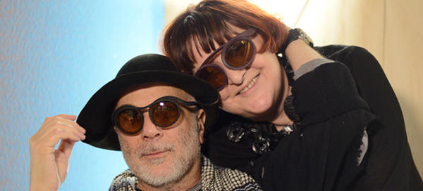 Ron Arad and Patrizia Moroso