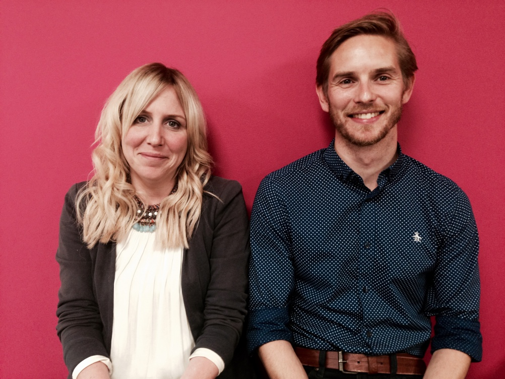 Claire Smith and Drew Keen, Catering Design Group
