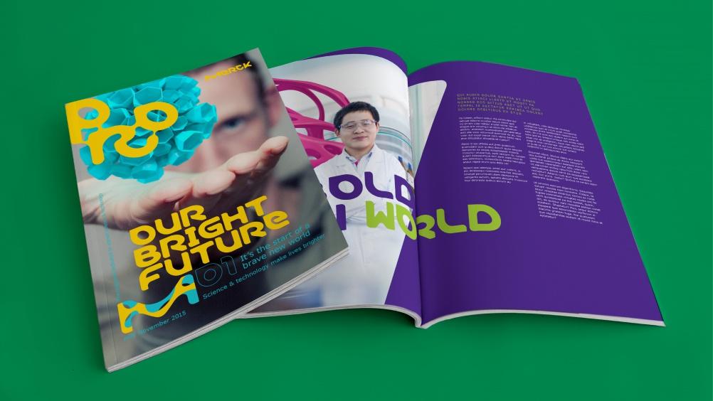 Merck Magazine