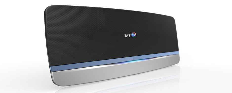The BT Home Hub 5, designed by Alloy, won the Grand Prix at the 2015 Design Effectiveness Awards