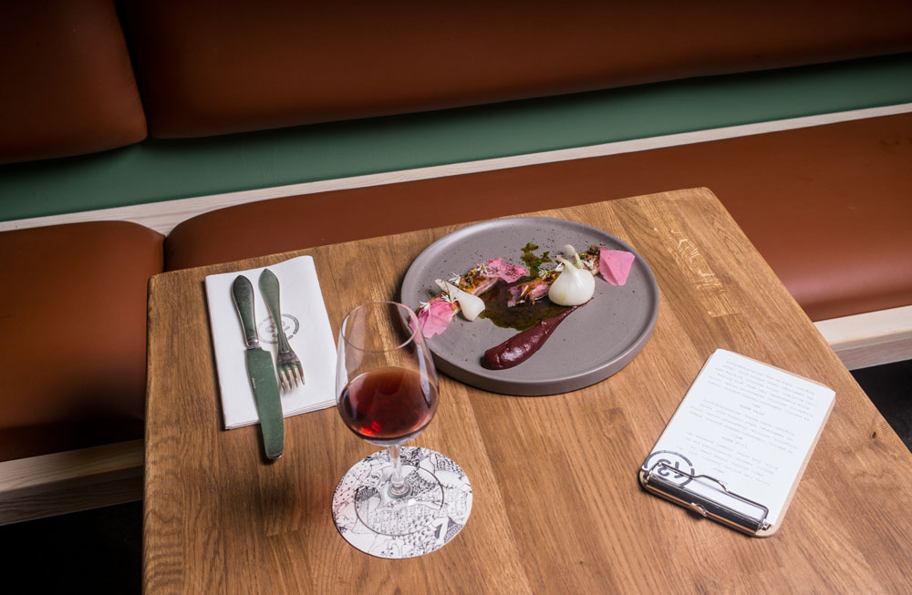 New swedish restaurant plays on superstition with morbid for 13 table superstition