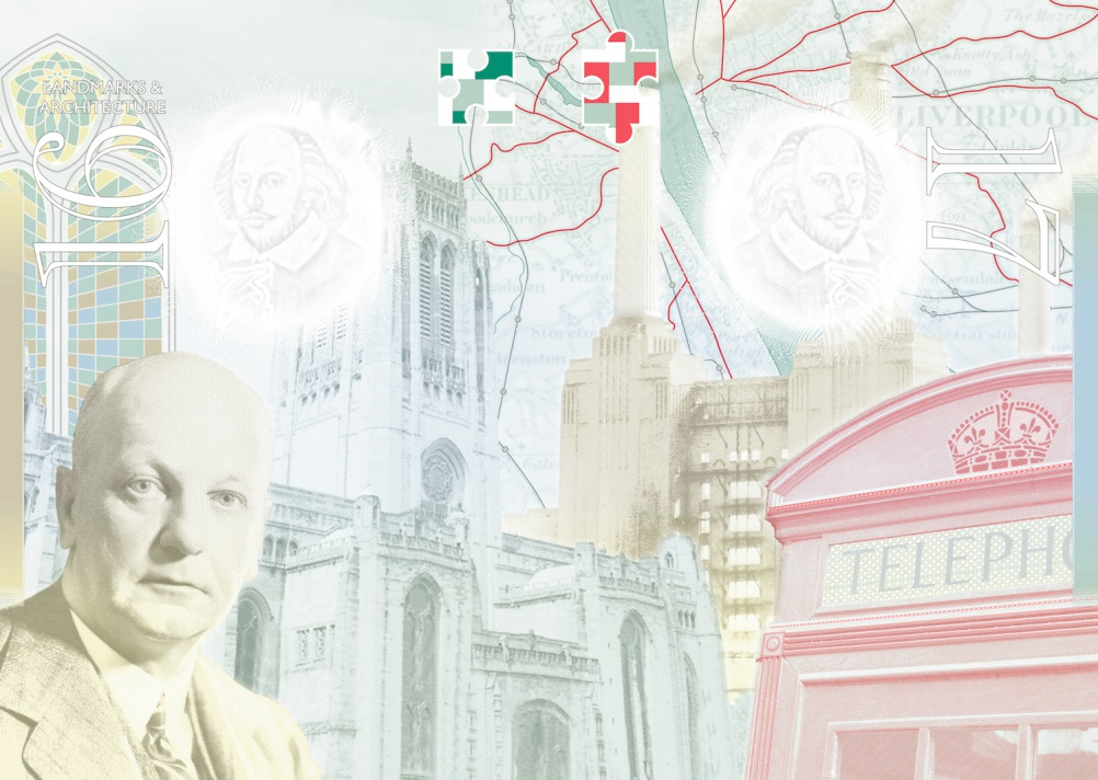 Sir Giles Gilbert Scott, Liverpool Cathedral, Battersea Power Station and K2 telephone box