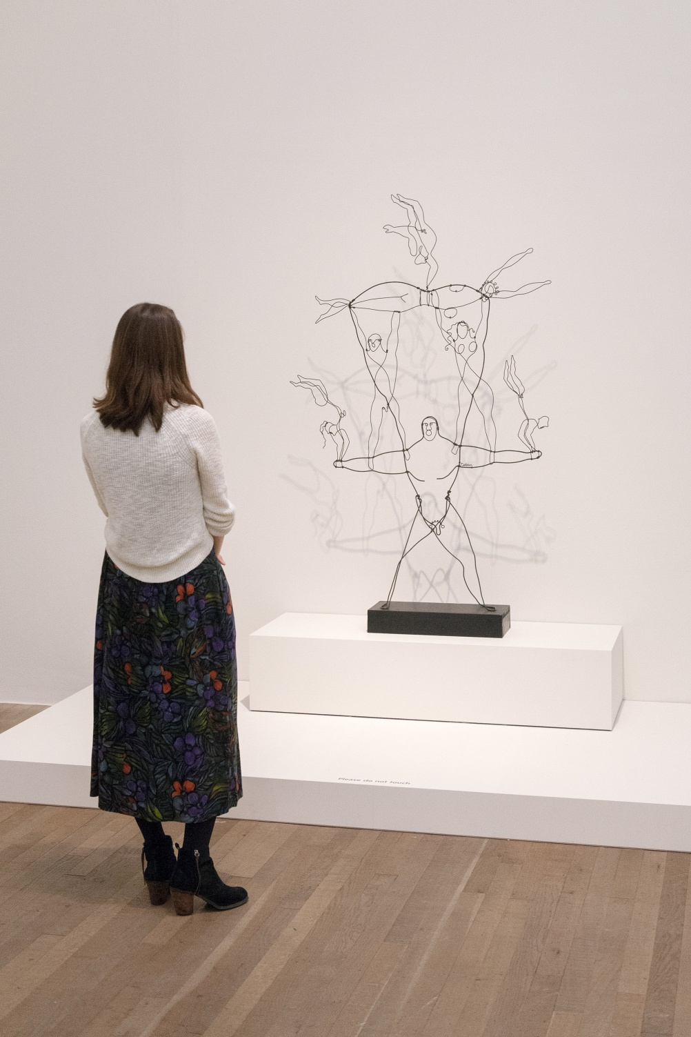 Alexander Calder, The Brass Family, 1929