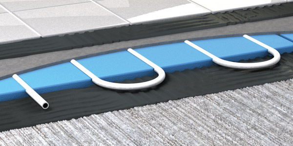Floor Heating Systems Under Tile B Bp 2018