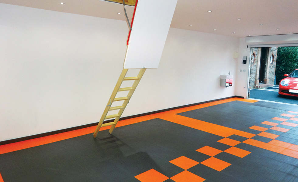 Garage floor tiles cheap