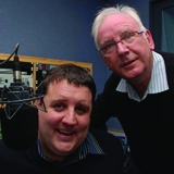 Peter Kay and Pete Waterman