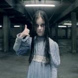 Phones 4U Scary Girl