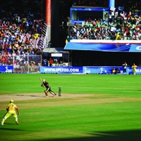 Google owns the rights to stream Indian Premier League cricket online