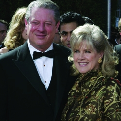 State of independence: Al and Tipper Gore are typical silver separators. They announced their divorce this June, after 40 years of marriage