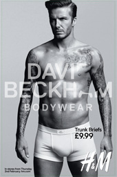 David Beckham pants