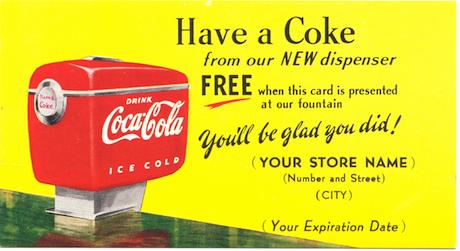 Coca Cola Coupon