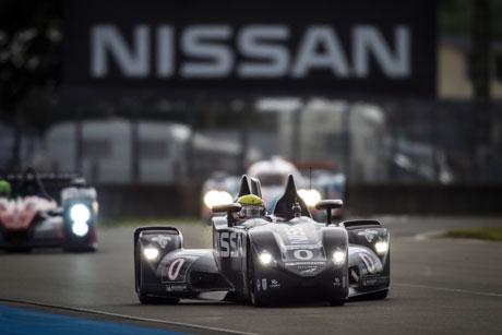 Nissan F1