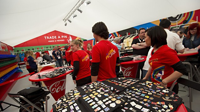CocaColaPin