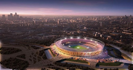 Olympics fail to rally UK ad budgets.