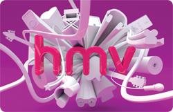 hmv giftcard