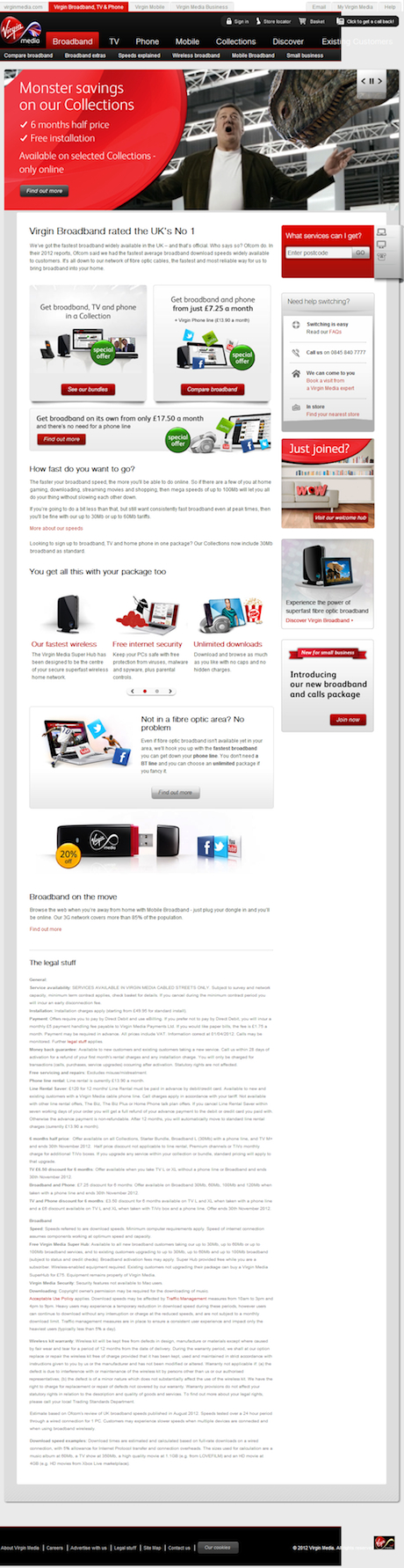 Virgin Media Unlimited