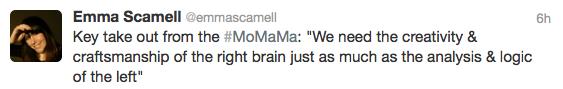 EmmaScamell-Tweet-2013