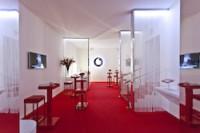 Vodafone VIP London Fashion Week lounge