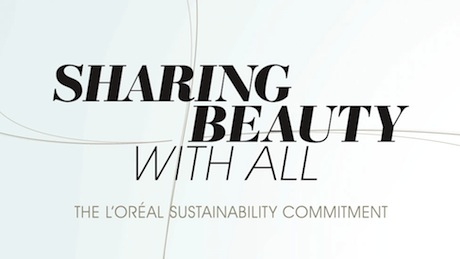 loreal sharing beauty with all