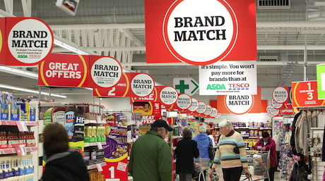 an analysis of the advertising in sainsbury store Macro environment and the marketing mix used by in very short time the store became popular for selling good and quality swot analysis of sainsbury's.