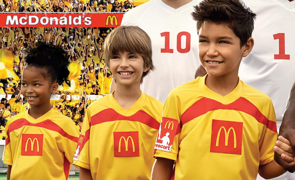 McDonald's football