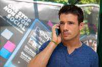 Nokia product placement Hollyoaks