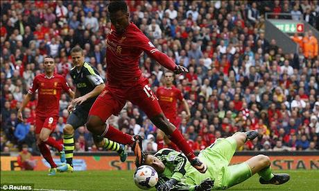 Liverpool Stoke BT Sport 2013