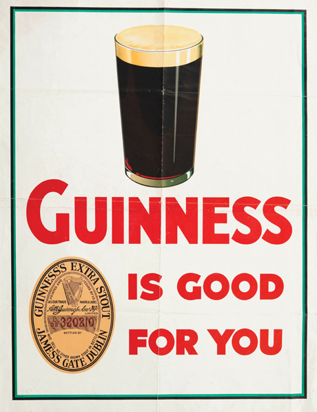 Guinness Good for you