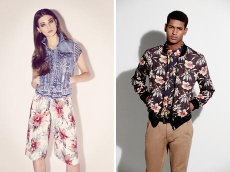 New look models