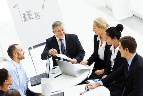 Marketing Meeting