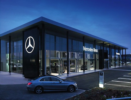 Mercedes benz aims for brand consistency as it revamps for Mercedes benz sales jobs
