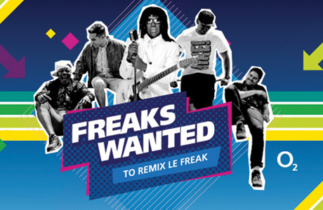 O2 freaks wanted