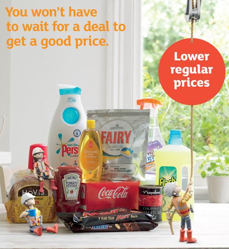 Sainsbury's unveils new marketing plans as sales and profits drop